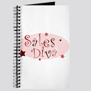 """Sales Diva"" [red] Journal"